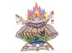 Logo van Project Yahuarcaca - Behoud en gebruik van Traditionele Kennis