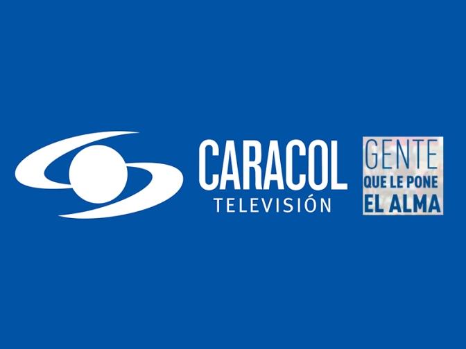 Caracol television logo - Gente que le pone la alma