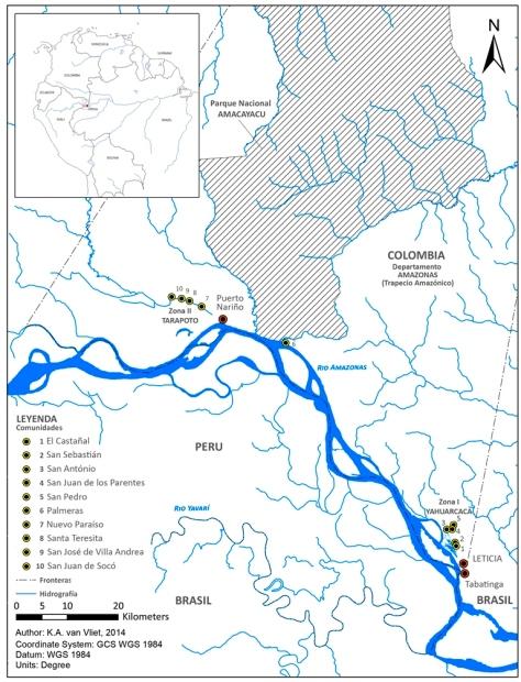Mapa - Area de Trabajo - Proyecto Yahuarcaca - 768x1006