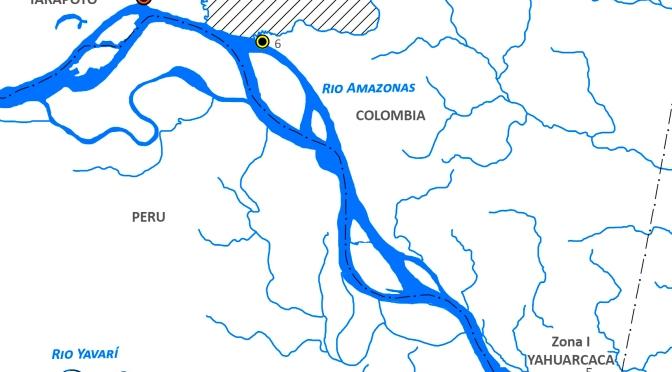 Projectgebied Yahuarcaca en Tarapoto