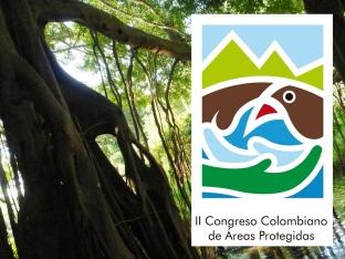 Foto + logo del II Congreso Nacional de las Areas Protegidas