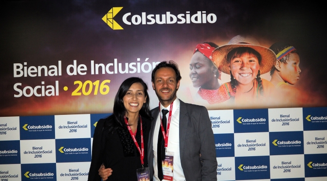 Finalist in the Social Inclusion Award 2016